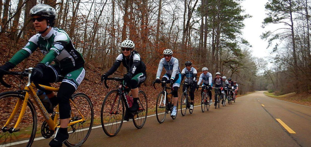 NOBC Winter Training Camp Ride